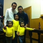 With Sherab's Kids_london